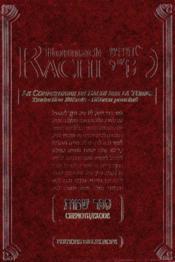 Houmach rachi - le commentaire de rachi sur la torah : exode / chemot - Couverture - Format classique
