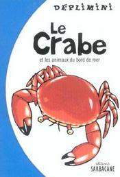 Le crabe et les animaux de la mer - Intérieur - Format classique