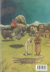 Number 5 t.5 - 4ème de couverture - Format classique