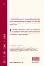 L'Union européenne et la montée du régionalisme : exemplarité et partenariats ; the european union and the rise of regionalism : source of inspiration and active promoter - 4ème de couverture - Format classique