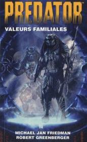 Predator t.2 ; valeurs familiales - Couverture - Format classique