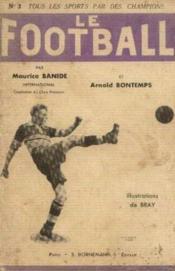 Le football, n 3 - Couverture - Format classique