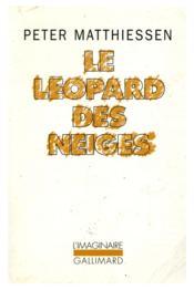 Le Leopard Des Neiges - Couverture - Format classique