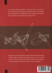 Crêpe et gaufre - 4ème de couverture - Format classique