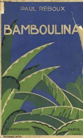 Bamboulina. - Couverture - Format classique