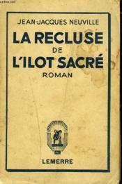 La Recluse De L'Ilot Sacre - Couverture - Format classique