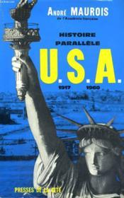 HISTOIRE PARALLELE - HISTOIRE DES ETATS-UNIS, DE 1917 à 1961 - Couverture - Format classique