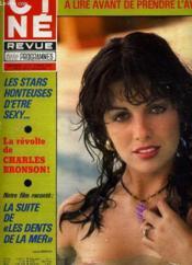 Cine Revue - Tele-Programmes - 58e Annee - N° 10 - Jaws 2 - Couverture - Format classique