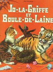 Jo La Griffe Et Boude De Laine - Couverture - Format classique