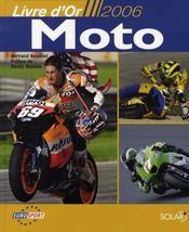 Le Livre D'Or Moto (edition 2006 - Intérieur - Format classique