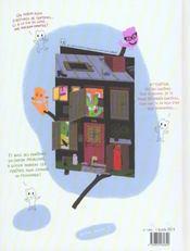 Fantômes de maisons - 4ème de couverture - Format classique