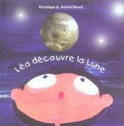 Léa découvre la Lune - Intérieur - Format classique