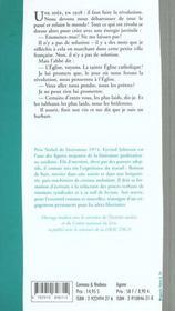 Dolorosa ; et autres nouvelles européennes - 4ème de couverture - Format classique
