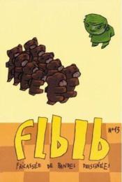Revue Flblb N.13 ; Fricassée De Bande Dessinées - Couverture - Format classique