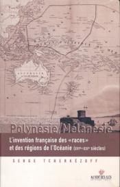 Polynésie ; Mélanésie - Couverture - Format classique