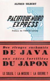 Pacifique-Nord Express - Couverture - Format classique