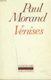 Venises - Couverture - Format classique
