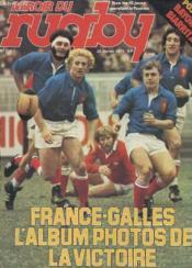 Miroir Du Rugby N° 210 - Couverture - Format classique