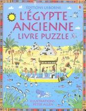 L'égypte ancienne - Intérieur - Format classique