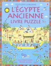 L'égypte ancienne - Couverture - Format classique