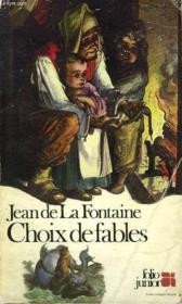 Choix De Fables - Couverture - Format classique