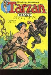 Tarzan Geant N°54 - Couverture - Format classique