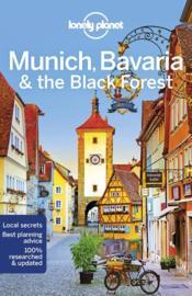 Munich, Bavaria & the black forest (6e édition) - Couverture - Format classique