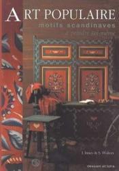 Motifs Scandivaves A Peindre Soi-Meme - Couverture - Format classique