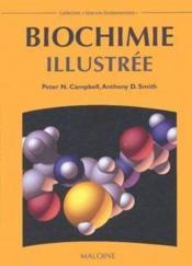 Biochimie illustree - Couverture - Format classique