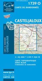 Casteljaloux - Couverture - Format classique