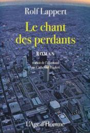 Le Chant Des Perdants - Couverture - Format classique