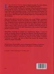 De l'esclavage à la liberté - 4ème de couverture - Format classique