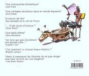 Le Cheval Illustre De A A Z - 4ème de couverture - Format classique