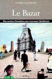 Le Bazar - Couverture - Format classique