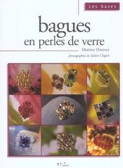 Bagues En Perles De Verre - Intérieur - Format classique