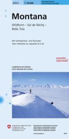 Montana ski (édition 2007) - Couverture - Format classique