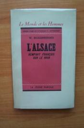 L'ALSACE rempart français sur le Rhin - Couverture - Format classique