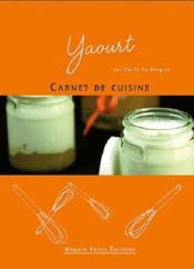 Yaourt - Couverture - Format classique