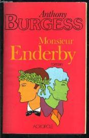 Monsieur Enderby - Couverture - Format classique