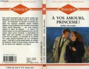 A Vos Amour, Princesse ! - Here Comes Trouble - Couverture - Format classique
