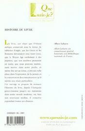 Le droit pénal (14e édition ) - 4ème de couverture - Format classique