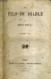 Le Fils Du Diable - Troisieme Serie. - Couverture - Format classique