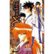 Kenshin le vagabond t.4 ; les deux destinées - Couverture - Format classique