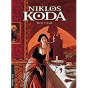 Niklos Koda t.3 ; inch'allah - Couverture - Format classique