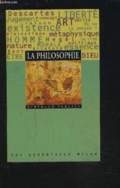 La philosophie - Couverture - Format classique
