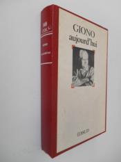 Giono aujoud'hui - Couverture - Format classique