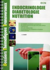 telecharger Endocrinologie, diabetologie, nutrition livre PDF/ePUB en ligne gratuit