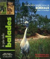 Balades autour de bordeaux - Couverture - Format classique