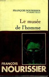 Le Musee De L Homme. - Couverture - Format classique