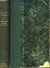 Le Mauvais Desir - Couverture - Format classique